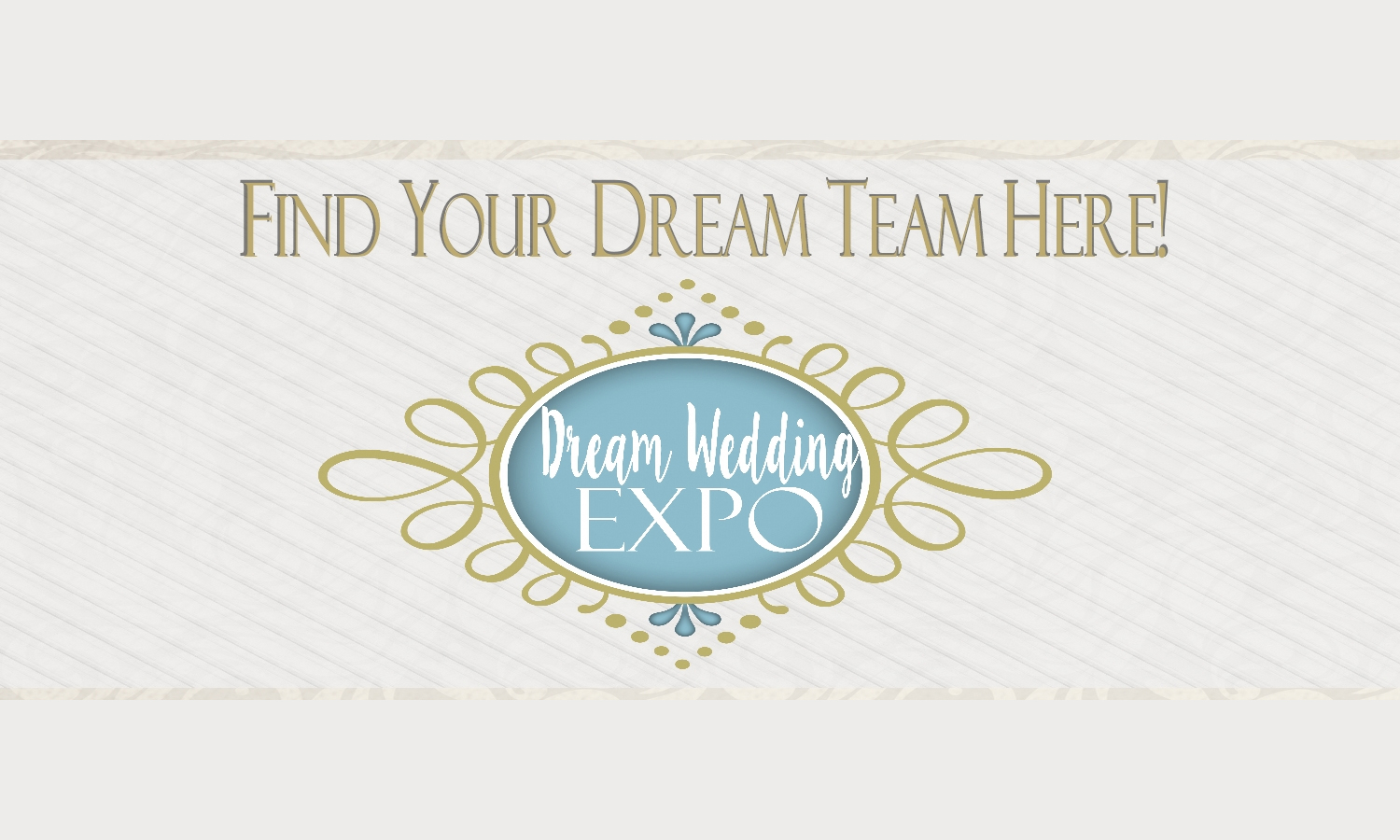 Find your dream team at the Livingston County Wedding Expo!